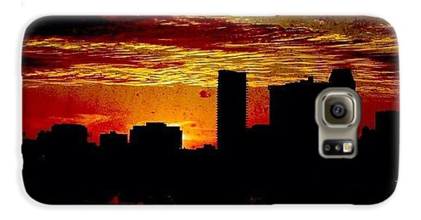 Architecture Galaxy S6 Case - And Yet Another Day Closes by Matthew Blum