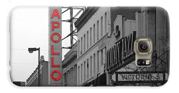 Apollo Theater In Harlem New York No.1 Galaxy S6 Case by Ms Judi