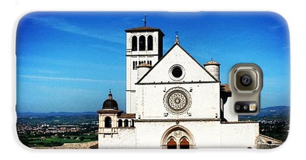 Architecture Galaxy S6 Case - Assisi by Luisa Azzolini