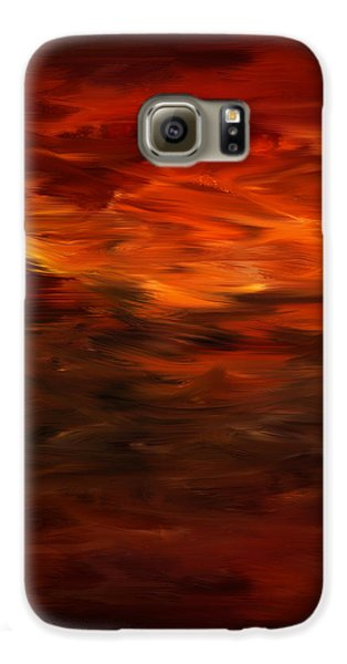 Autumn's Grace Galaxy S6 Case by Lourry Legarde