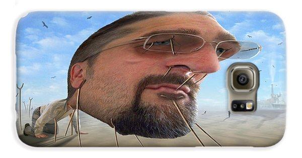 Awake . . A Sad Existence 2 Galaxy S6 Case