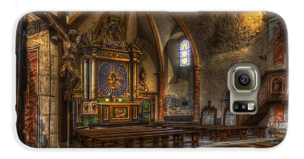 Baroque Church In Savoire France 2 Galaxy S6 Case