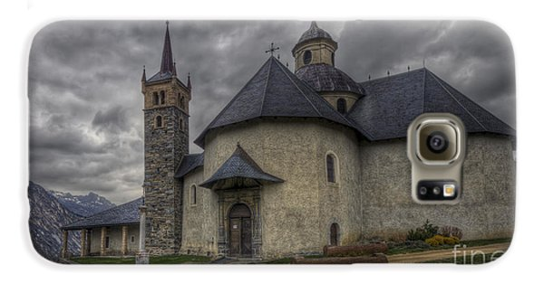 Baroque Church In Savoire France 6 Galaxy S6 Case