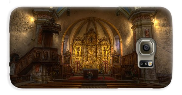 Baroque Church In Savoire France Galaxy S6 Case