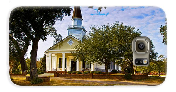 Belin United Methodist Church Galaxy S6 Case
