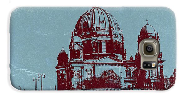 Berlin Cathedral Galaxy S6 Case by Naxart Studio