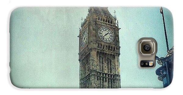 London Galaxy S6 Case - #bigben #uk #england #london #londoneye by Abdelrahman Alawwad