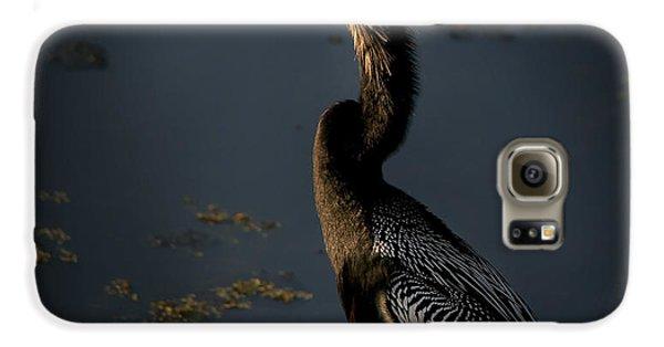 Black Light Galaxy S6 Case