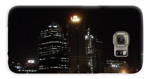 Brisbane Moon Galaxy S6 Case