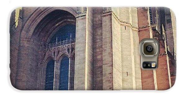 Classic Galaxy S6 Case - #carhederal #church by Abdelrahman Alawwad