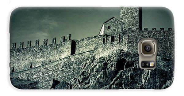 Castelgrande Bellinzona Galaxy S6 Case by Joana Kruse
