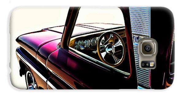 Truck Galaxy S6 Case - Chevy Pickup by Douglas Pittman