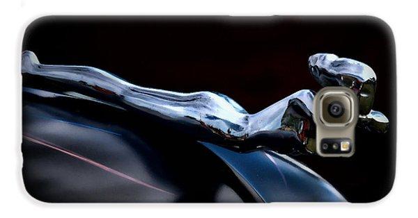 Automobile Galaxy S6 Case - Chrome Angel by Douglas Pittman