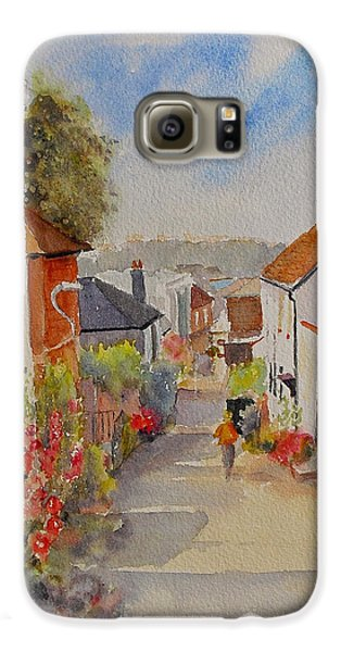 Church Hill - Hythe- Uk Galaxy S6 Case by Beatrice Cloake