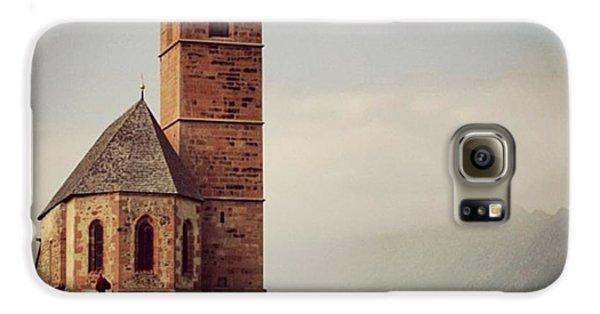 Architecture Galaxy S6 Case - Church Of Santa Giustina - Alto Adige by Luisa Azzolini