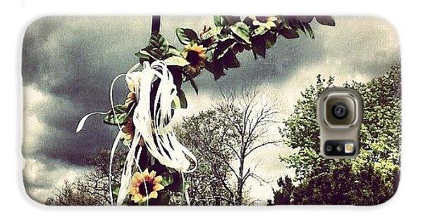 #decorative #decoration #cemetery Galaxy S6 Case