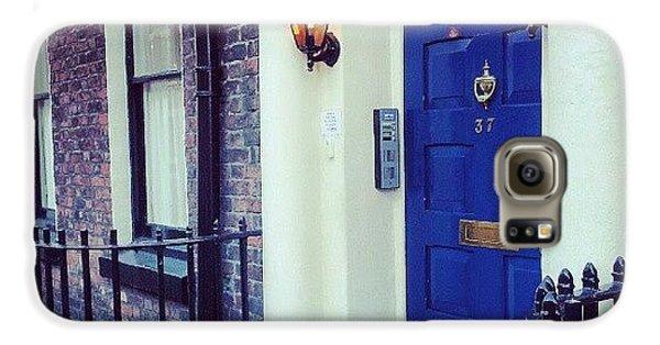 House Galaxy S6 Case - #door #house #light #liverpool #uk by Abdelrahman Alawwad