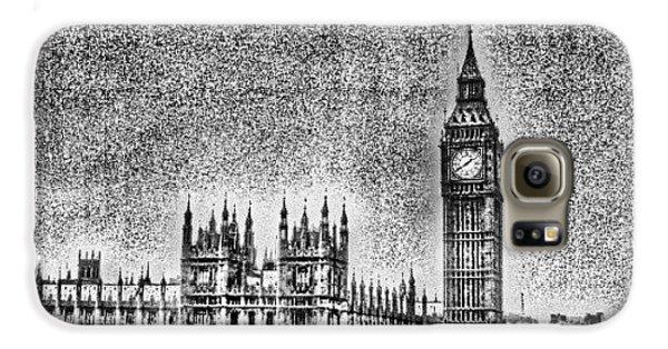London Galaxy S6 Case - Edit Of The Day, #editeoftheday #london by Abdelrahman Alawwad