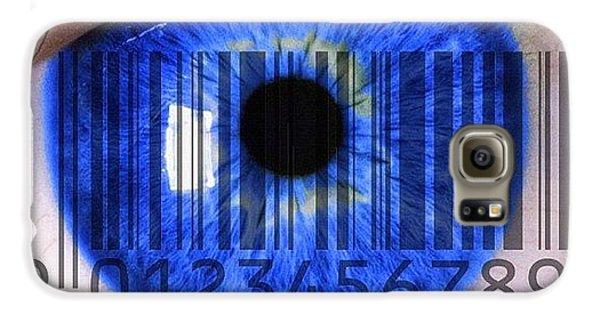 Gmy Galaxy S6 Case - Eye Scan by Cameron Bentley