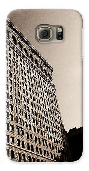 Flatiron Building - New York City Galaxy S6 Case by Vivienne Gucwa