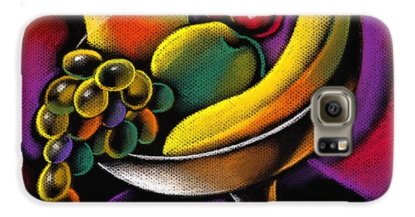 Fruits Galaxy S6 Case by Leon Zernitsky