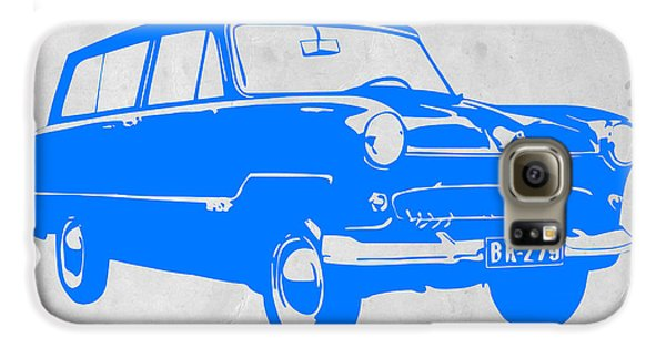 Beetle Galaxy S6 Case - Funny Car by Naxart Studio
