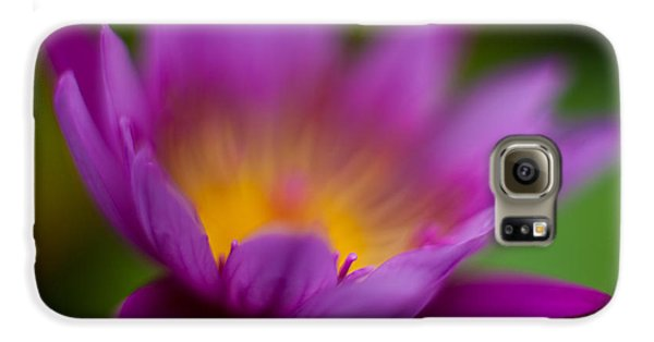 Lily Galaxy S6 Case - Glorious Lily by Mike Reid