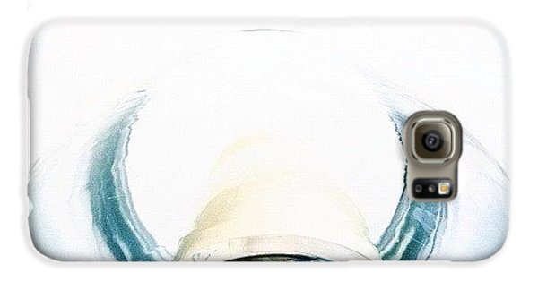 Light Galaxy S6 Case - Halo by Mark B