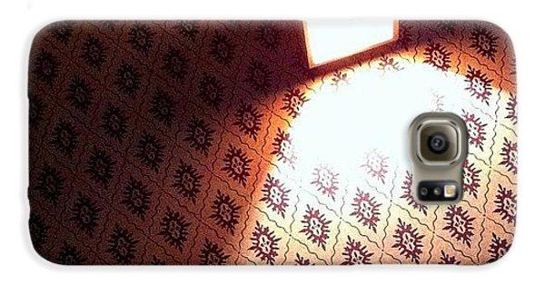 Light Galaxy S6 Case - Harlequin by Mark B