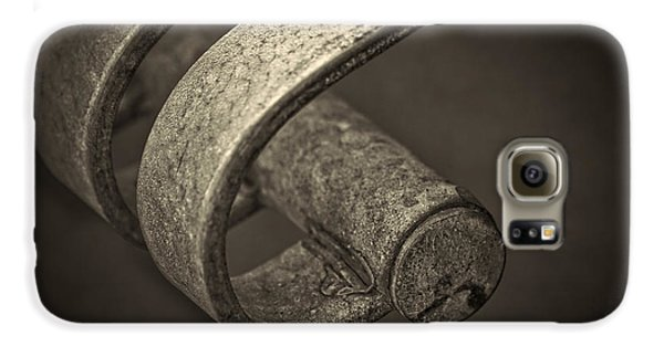 Galaxy S6 Case featuring the photograph Hooked. by Clare Bambers