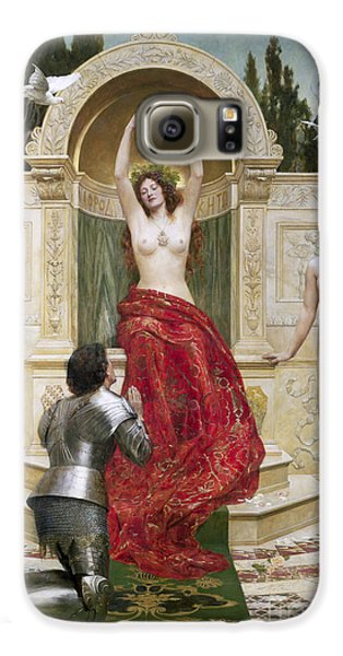 In The Venusburg Galaxy S6 Case by John Collier