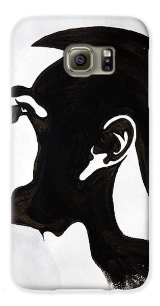 J. Cole Galaxy S6 Case by Michael Ringwalt