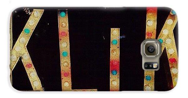 Light Galaxy S6 Case - Klik by Natasha Marco