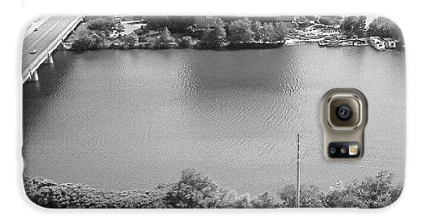 Lady Bird Lake Austin Galaxy S6 Case