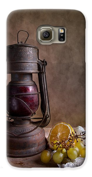 Lamp And Fruits Galaxy S6 Case by Nailia Schwarz