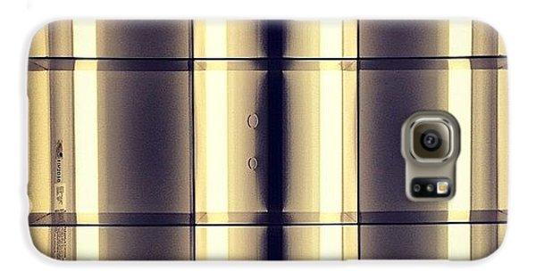 Light Galaxy S6 Case - #light by Cortney Herron