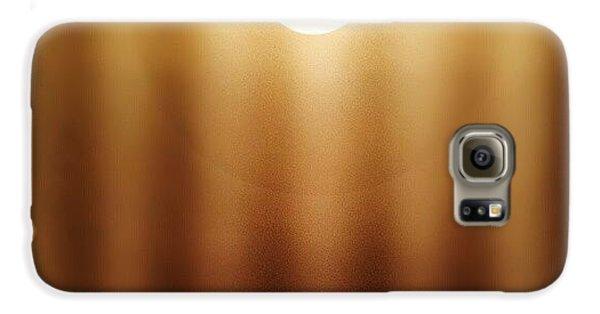 Light Galaxy S6 Case - #light #lamp by Torbjorn Schei