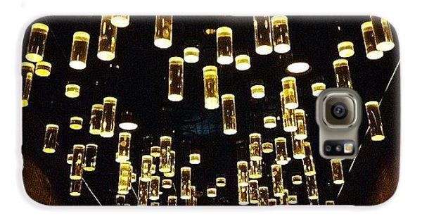 Light Galaxy S6 Case - Lights by Natasha Marco
