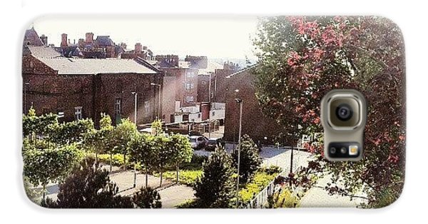 House Galaxy S6 Case - #liverpool #uk #england #tree #house by Abdelrahman Alawwad