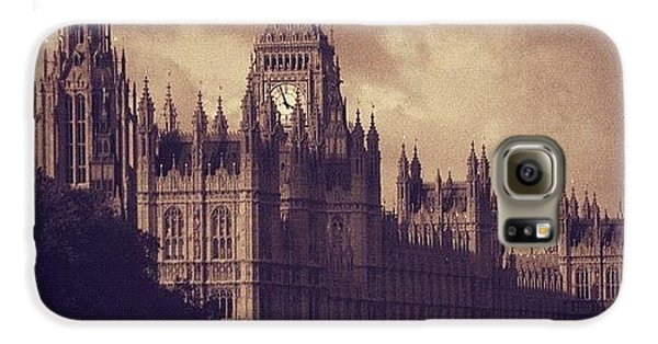London Galaxy S6 Case - #london 05.10.1605 by Ozan Goren