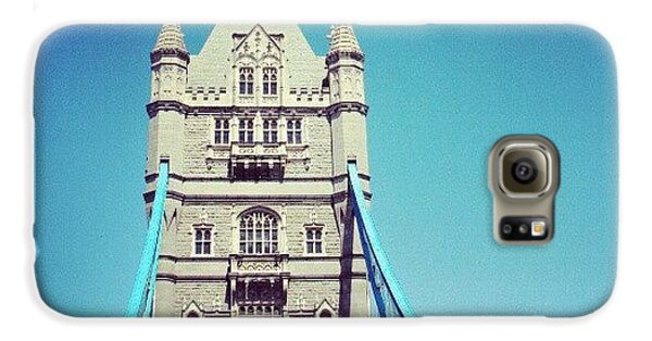 London Galaxy S6 Case - London Bridge, May - 2012 #london by Abdelrahman Alawwad