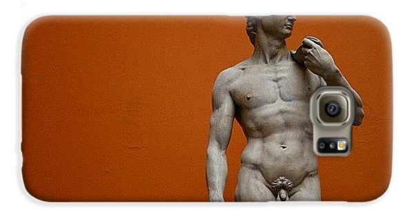 London Galaxy S6 Case - #london #david #michelangelo #sculpture by Ozan Goren