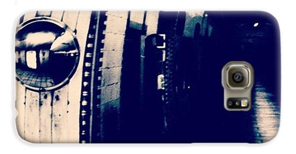#london #londonpop #underground #bnw Galaxy S6 Case