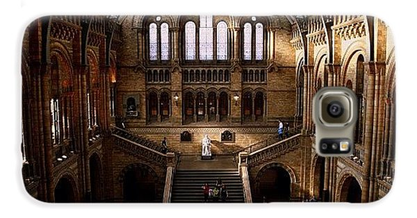 London Galaxy S6 Case - #london #nationalhistory #darwin by Ozan Goren