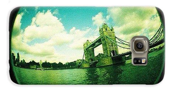 London Galaxy S6 Case - #london by Ozan Goren