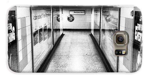 London Undergrounds! #london Galaxy S6 Case