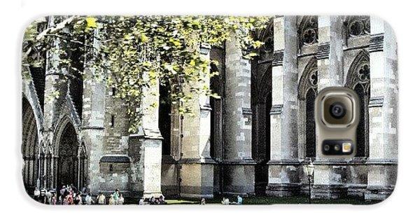 London Galaxy S6 Case - #london2012 #london #church #stone by Abdelrahman Alawwad