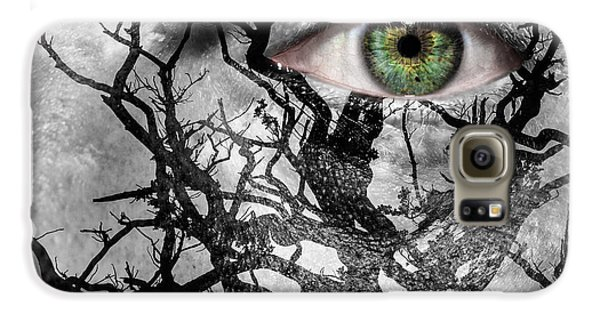 Medusa Tree Galaxy S6 Case by Semmick Photo