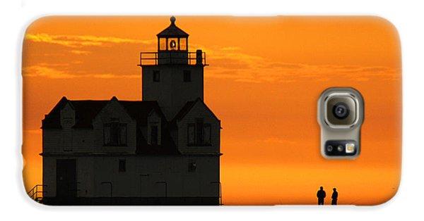 Morning Friends Galaxy S6 Case