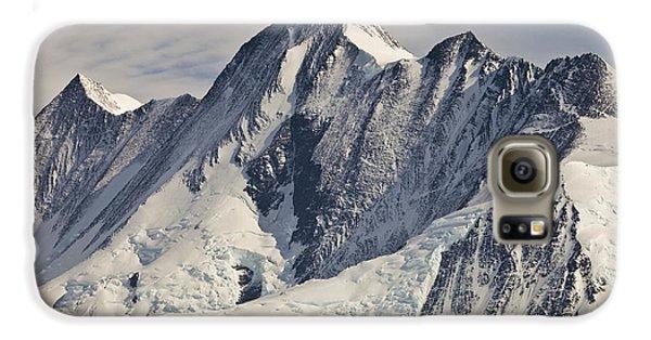 Mountain Galaxy S6 Case - Mount Herschel Above Cape Hallett by Colin Monteath